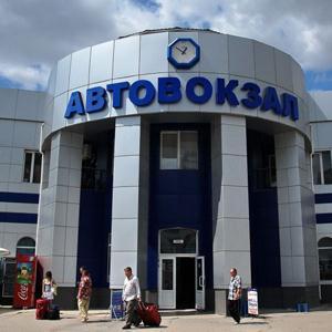 Автовокзалы Струг-Красных