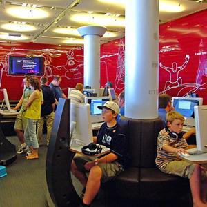 Интернет-кафе Струг-Красных