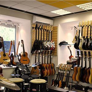Музыкальные магазины Струг-Красных