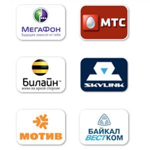 Операторы сотовой связи Струг-Красных