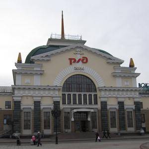 Железнодорожные вокзалы Струг-Красных